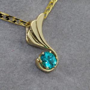 Apatite Necklace