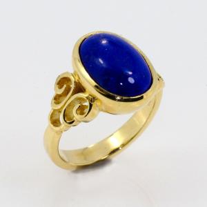 Lapis Luzuli Ring